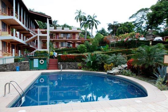 Divisamar Hotel & Casino: Piscina del hotel Divisamar