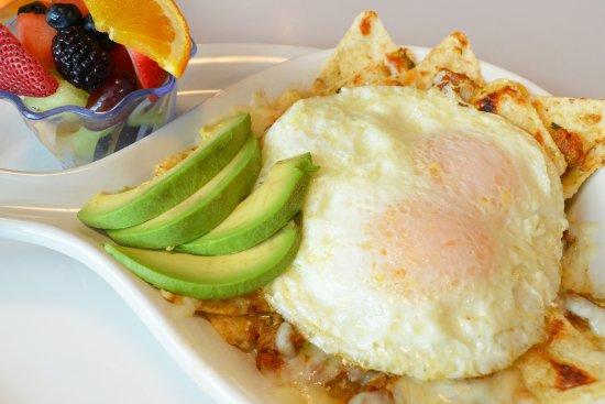 Egg Harbor Cafe: Chilequiles Chorizo