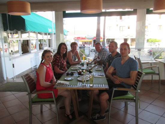 Paulus's Pizzeria : Enjoyable family meal