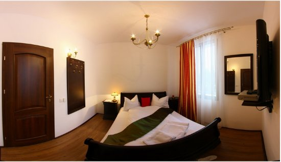 Paltinis, โรมาเนีย: Double room
