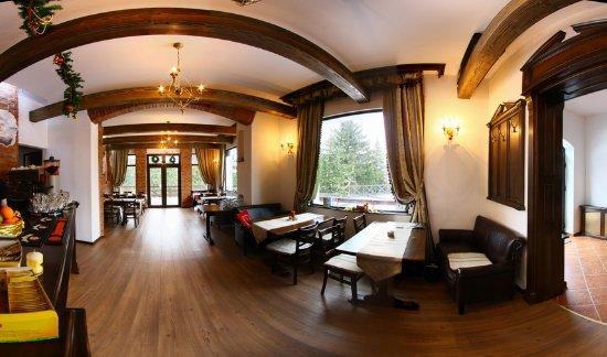 Paltinis, โรมาเนีย: Restaurant