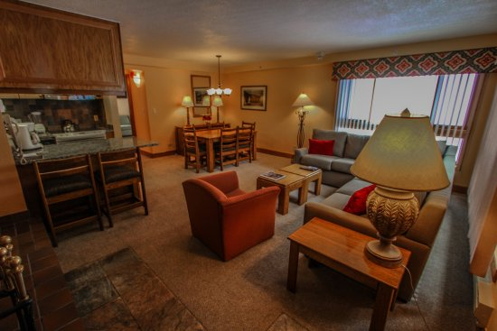 VRI Streamside at Vail - Cedar : 1 Bedroom Living Room