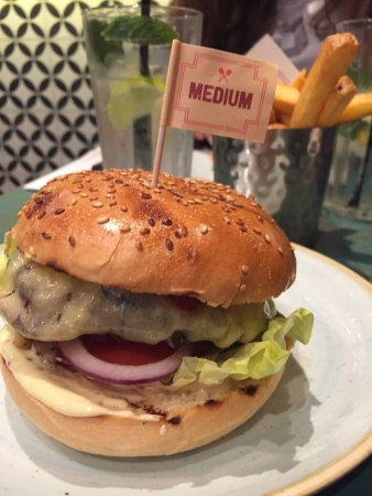 Photo of American Restaurant Gourmet Burger Kitchen at 15 Frith Street, London W1D 4RE, United Kingdom