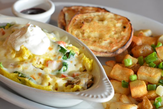 Hinsdale Dining Are - Picture of Egg Harbor Cafe, Hinsdale ...