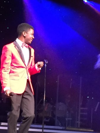 Branson, MO: This Show was Very Touching: A Great tribute to Family and The Will to Overcome Through a Solid