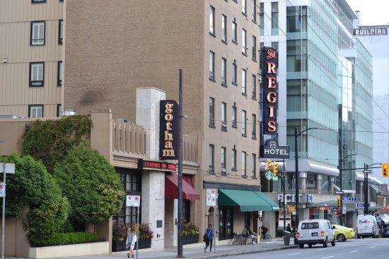 St Regis Hotel Photo