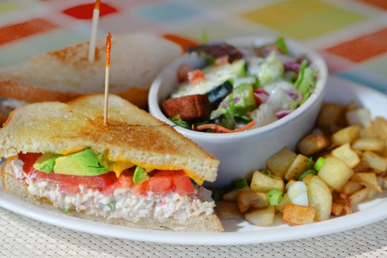 Johns Creek, GA: Lobster Salad Melt