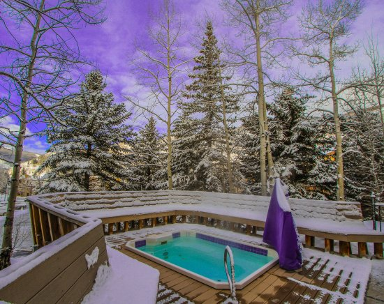 VRI Streamside at Vail - Cedar: Hot Tub 1