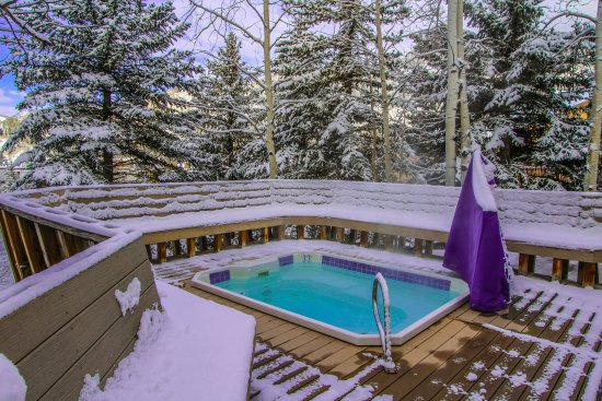 VRI Streamside at Vail - Cedar: Hot Tub 2