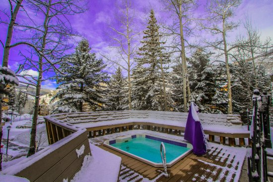 VRI Streamside at Vail - Cedar : Hot Tub 3