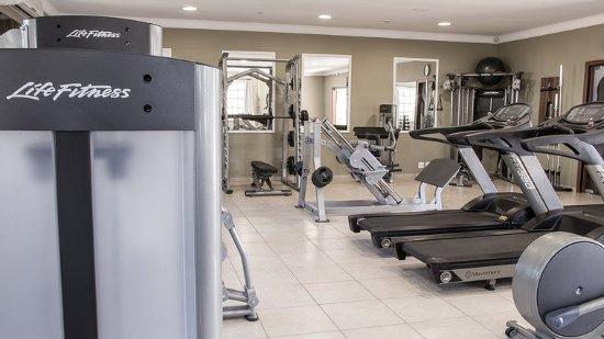 Vila Real Hotel: Vila Real Studio Fitness