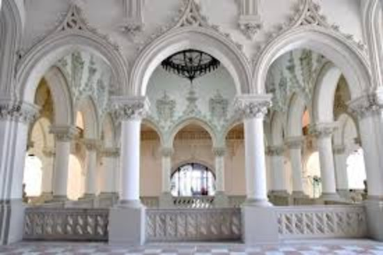 Palace Of Culture Interior Neo Gothic Architectural Details