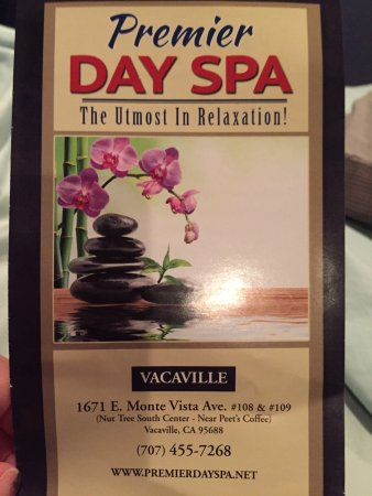 Vacaville, CA: Thorough massage for great price!