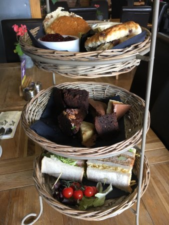 Great afternoon tea