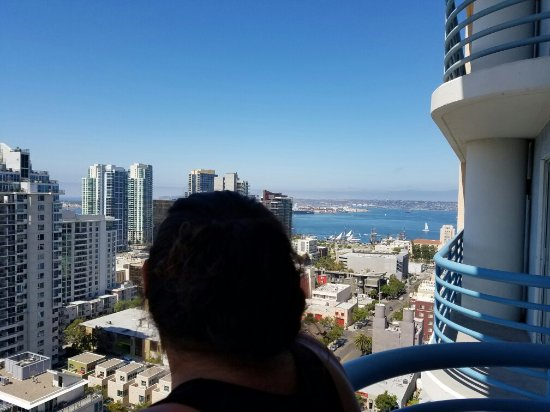 Doubletree Hotel San Diego Downtown: 20160708_103757_large.jpg