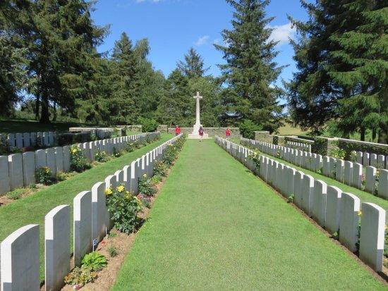Y Ravine Cemetery