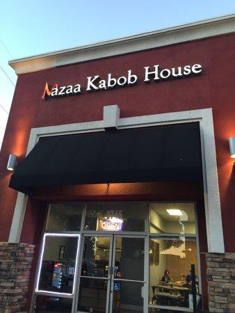 Mazaa Kabob House