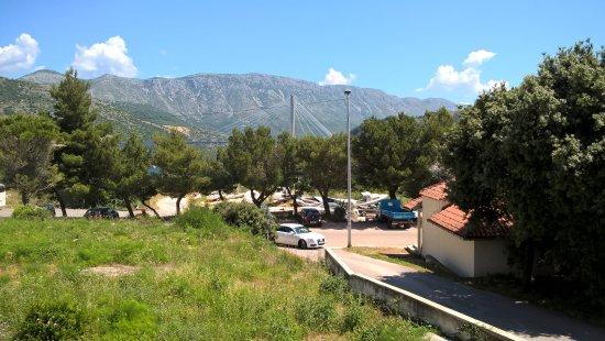 Villa Erna : View from main balcony