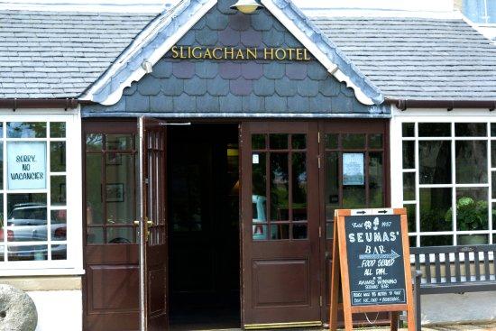 WOW Scotland Tours: Sligachan Hotel