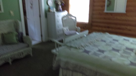 Valle Crucis, Carolina del Norte: This was another room called the Firefly