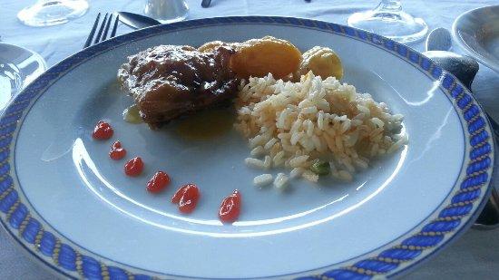 Restaurant Botequim Do Rei: The foods