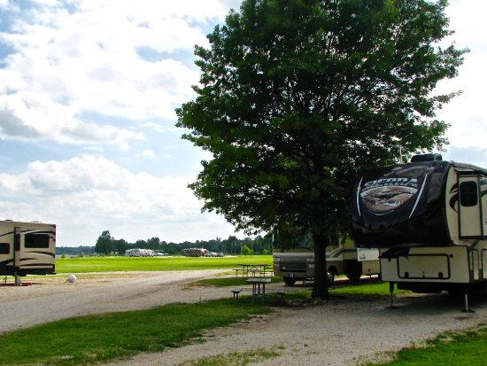 Tom Sawyer's RV Park: Big Park