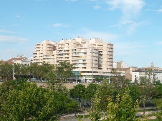 Foto de jardines del turia valencia polizeipr senz im park tripadvisor - Hotel jardines del turia ...