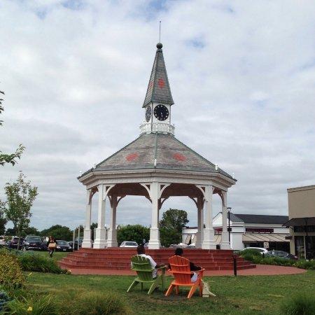 Cranston, RI: Garden City Center - Gazebo
