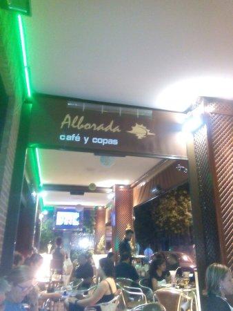 Alborada Cafe y Copas