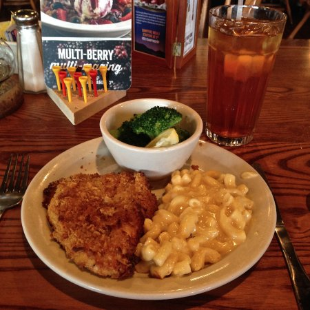 Coventry, RI: Cracker Barrel, Homestyle Cooking
