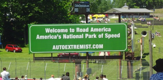 Elkhart Lake, WI: National Park of Speed