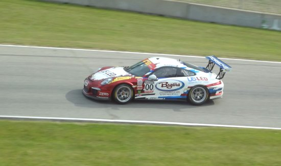 Elkhart Lake, WI: Pirelli World Challenge