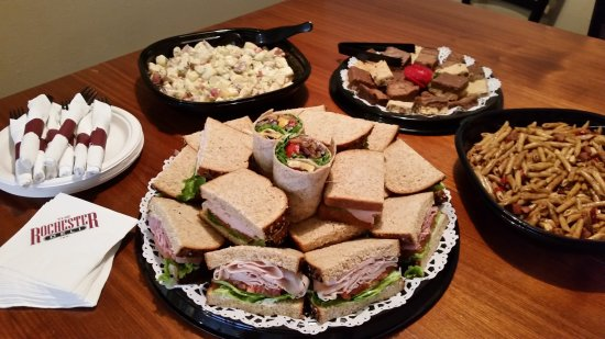 Waukesha, WI: Catering Menus to please all your guests!