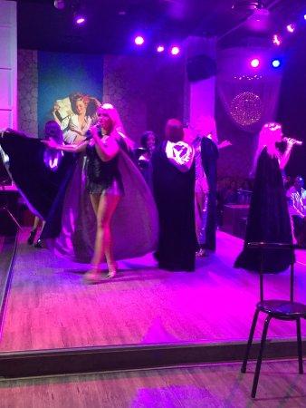 Fourways, Afrika Selatan: Cabaret Dancers