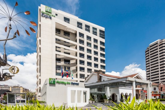 Holiday Inn Express Quito Building