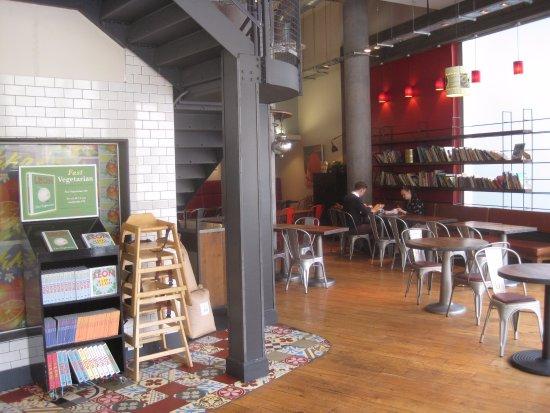 Leon - Bankside : interior
