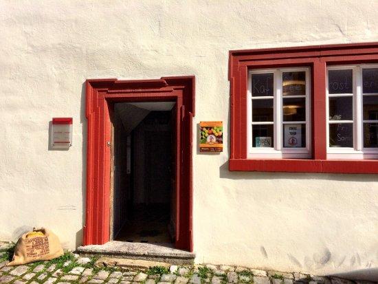 Randersacker, Tyskland: Eingang Maingasse