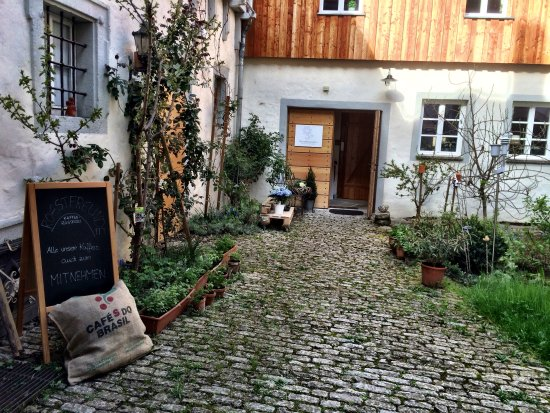 Randersacker, Tyskland: Innenhof