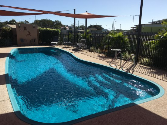 Bluewater Harbour Motel: Beaut Pool Area