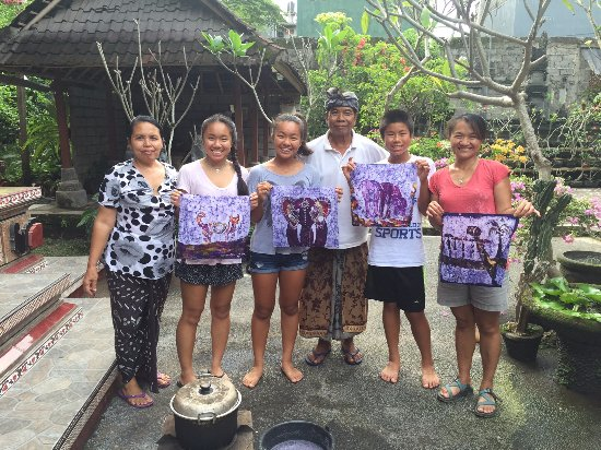 Deking Batik Class
