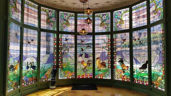 Casa Lleo i Morera: beautiful interior
