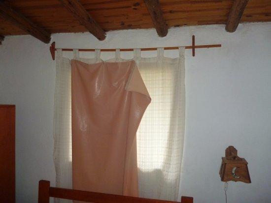 cabaas el algodonal cortinas habitacin