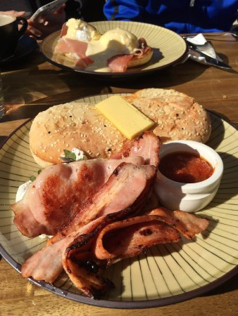 Mount Gravatt, Australia: Reasonably priced, superbly flavoured breakfast.