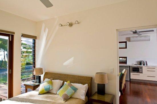 Clifton Beach, Australia: Bedroom Pav1