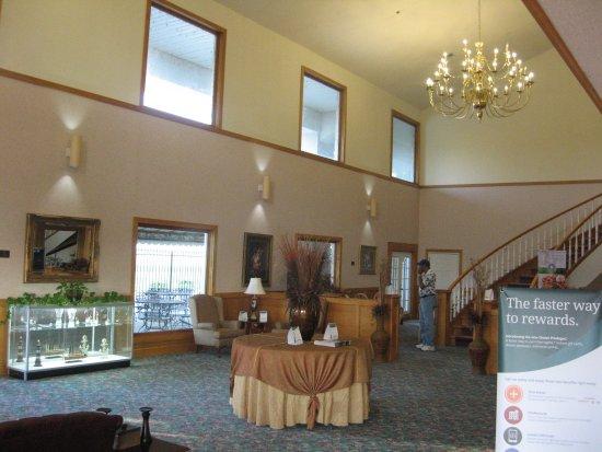 Quality Inn Tunica/Robinsonville: Lobby / Dinning Area