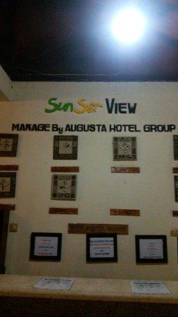 Sun Set View Carita Hotel