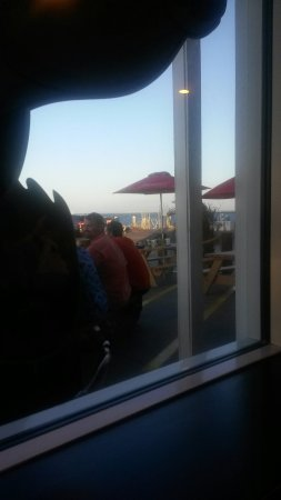 Micco, FL: Beautiful view and great food!