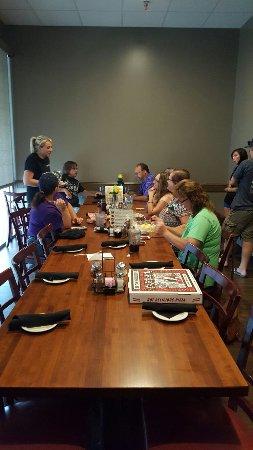 Lebanon, Missouri: DaVinci's Italian Restaurant