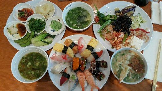 Little Ferry, Nueva Jersey: Minado Restaurant