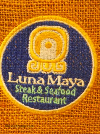 Mayan Princess Beach & Dive Resort: Best restaurant.